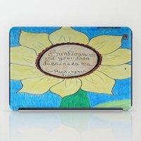 stevie nicks iPad Cases featuring The gardens of Buckingham and Nicks by Rocker-Fan-Art