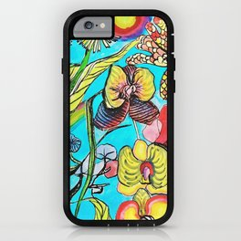 BLOOMING FIELD iPhone Case