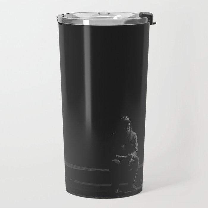 Late Nights Travel Mug