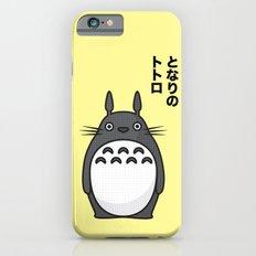 Totoro Pop Art - Yellow Version iPhone 6s Slim Case