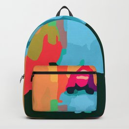 Twin Sisters Backpack