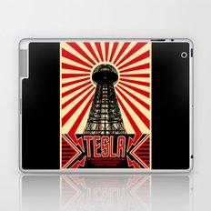 Tesla Laptop & iPad Skin