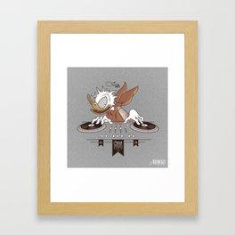Mad Donald Framed Art Print
