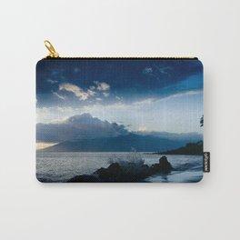 Polo Beach Dreams Maui Hawaii Carry-All Pouch