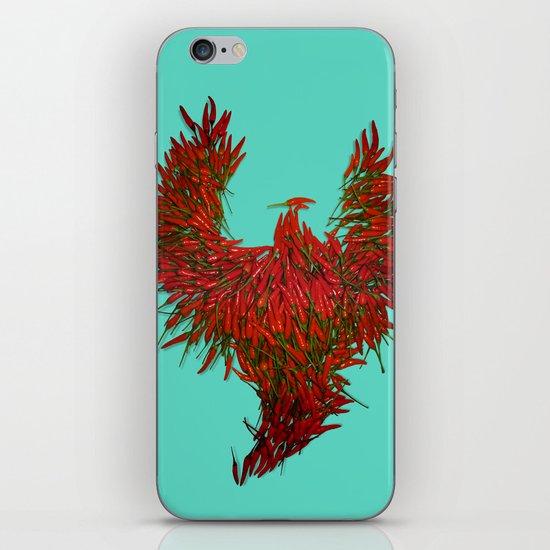 Hot Wings! iPhone & iPod Skin
