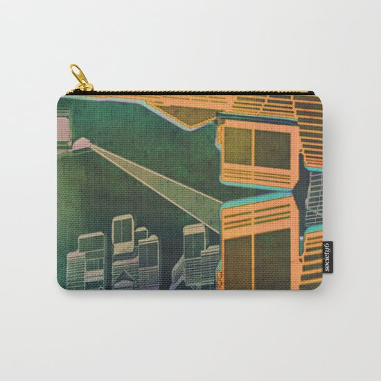 Spatial Structure 27-07-16 Carry-All Pouch