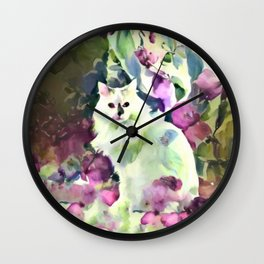 Smirk Wall Clock