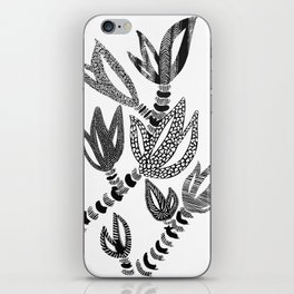 Tropical Succulent iPhone Skin