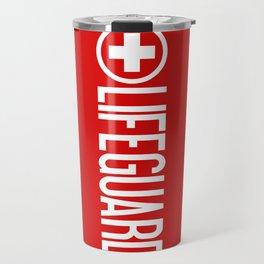 Lifeguard Travel Mug