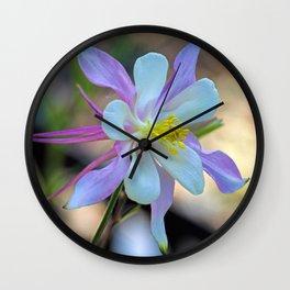 Natures Handiwork Wall Clock