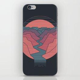 Canyon River iPhone Skin