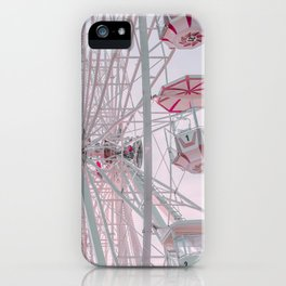 My Young Love Song Sounds Sad iPhone Case