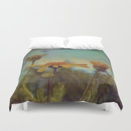The beauty of simple things Duvet Cover