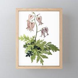 Bleeding Heart Framed Mini Art Print
