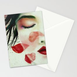 Head Wounds Stationery Cards