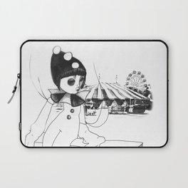Pierrot the clown Laptop Sleeve