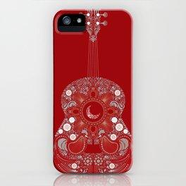 Roja es mi pasion iPhone Case