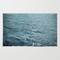 The Sparkle of the Sea Rug
