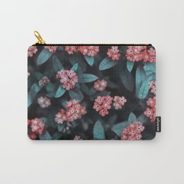 Berry-like floral Carry-All Pouch