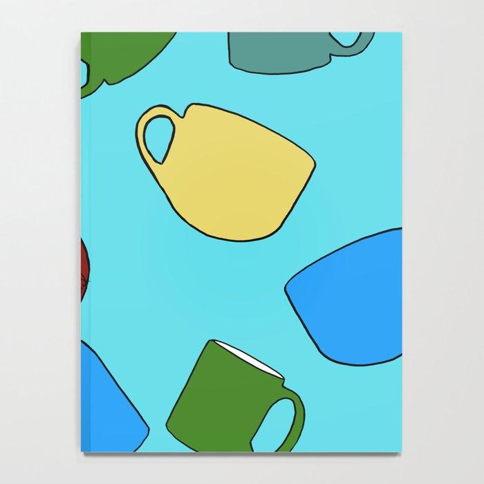 Coffee Mugs! Notebook