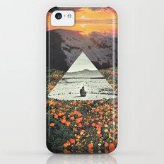 Harmony with flowers Slim Case iPhone 5c