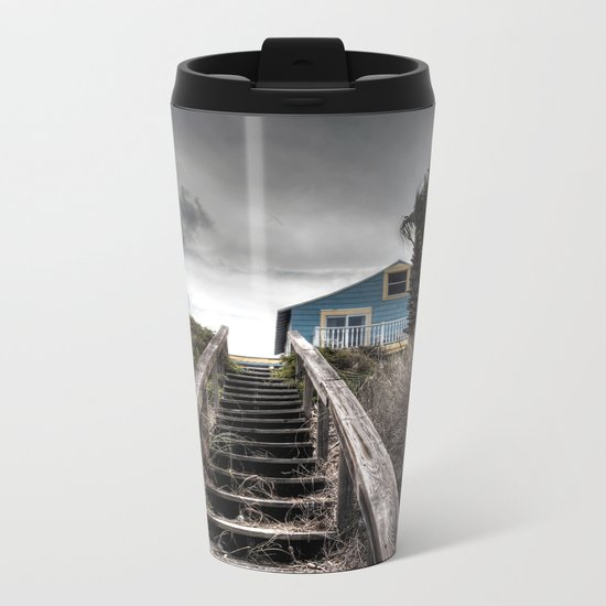 Coast Metal Travel Mug