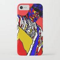 biggie iPhone & iPod Cases featuring BIGGIE by Fake Wealth