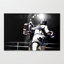 Undefeated in 2012 Canvas Print