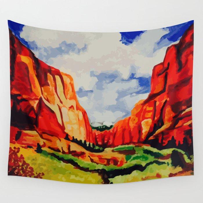 Sedona, Arizona Wall Tapestry