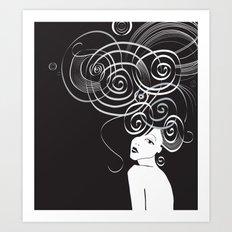 SPRINGE Art Print