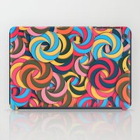 yetiland iPad Cases featuring Keep It Healthy by Danny Ivan