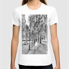 Green Park London Art T-shirt