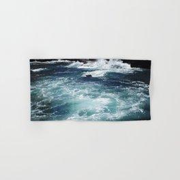 Ocean and Rocks Hand & Bath Towel