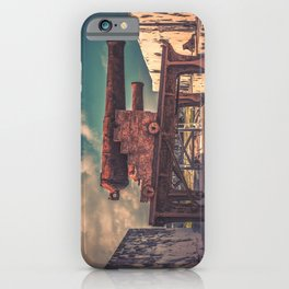 Protectors of Nassau iPhone Case