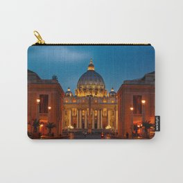 Papal Basilica of St. Peter in the Vatican Carry-All Pouch