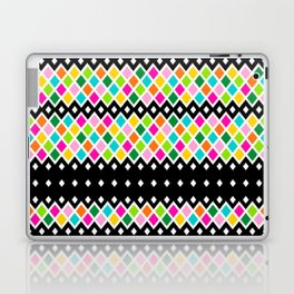 DIAMOND - Black Laptop & iPad Skin