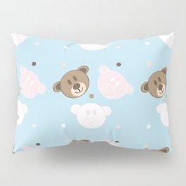 sweat bears Pillow Sham