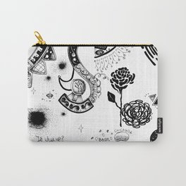 teenage summer feelings Carry-All Pouch