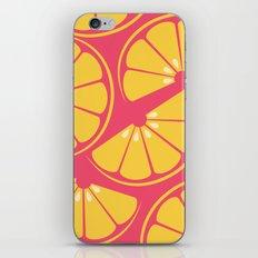 Citrus: Orange iPhone & iPod Skin