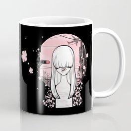 invisible girl Coffee Mug