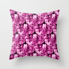 Color me Pink.... Throw Pillow