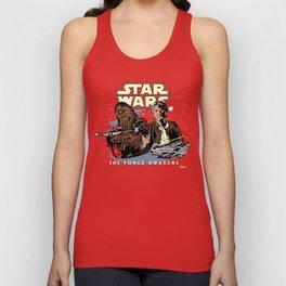 Chewie, We're Home Unisex Tank Top