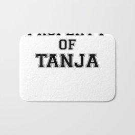 Property of TANJA Bath Mat