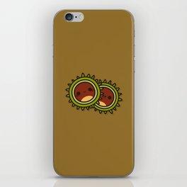 Cute Conkers iPhone Skin