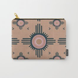 Southwes Zuni Del Sol Carry-All Pouch