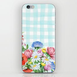 Fabulous Flowers iPhone Skin