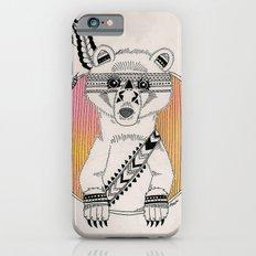 Indian Summer Bear iPhone 6s Slim Case