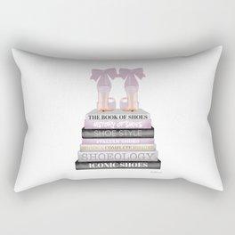 Fashion books, Lilac, Purple, wall art, Fashion illustration, Fashion, Fashion wall art, Rectangular Pillow