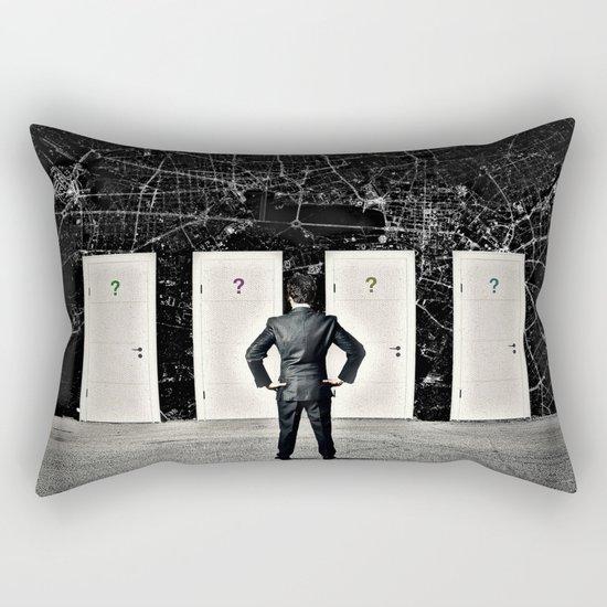 Moments Rectangular Pillow