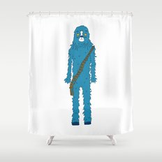 Bluebacca  Shower Curtain